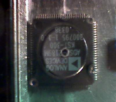 SM-300 pickup QFP IC