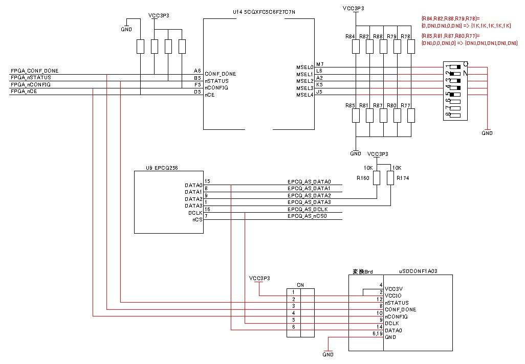 Cy-Vボード改造図面